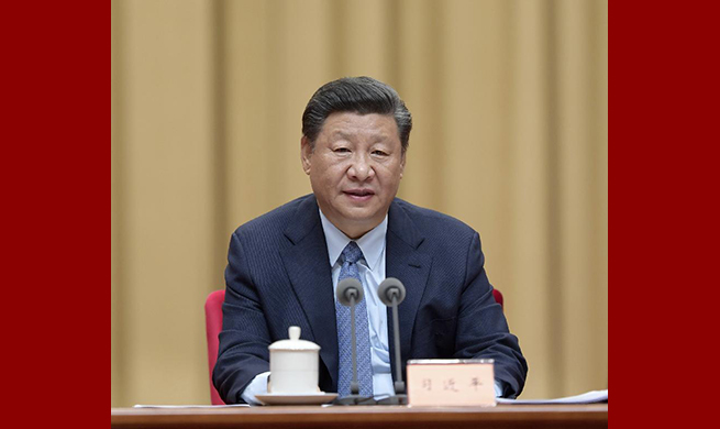 Xi Focus: Xi calls on all ethnic groups to jointly create bright future